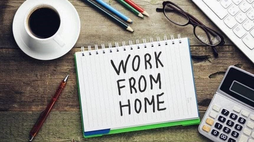 COVID and Work From Home